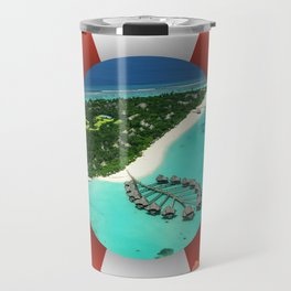 Maldives Getaway Travel Mug