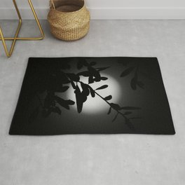The Elegant Side of the Moon Rug