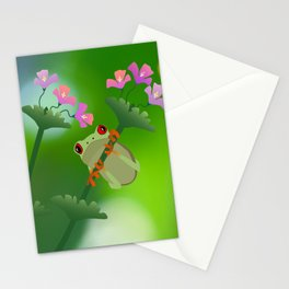Just Hanging Around Stationery Cards