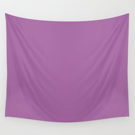 Iris Orchid Wall Tapestry