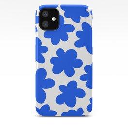 Wild Blue iPhone Case