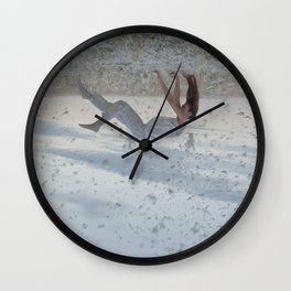 Nothing is as it seems Wall Clock