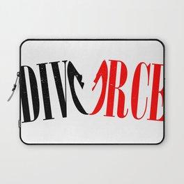 Divorce Laptop Sleeve