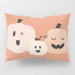3 Pumpkins 3 Pillow Sham