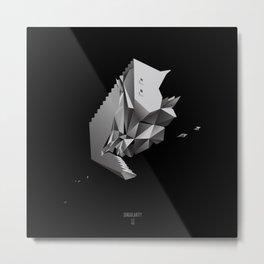 singularity Metal Print