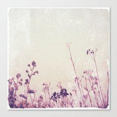 Landscape 1 (red tones) Canvas Print
