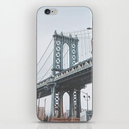 Dumbo Brooklyn New York City iPhone Skin