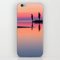 Pastels at Sunset iPhone & iPod Skin