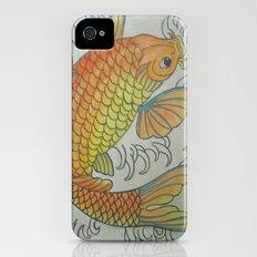 koi fish 01 iPhone (4, 4s) Slim Case