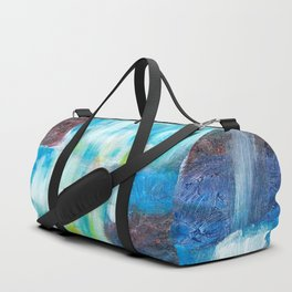 Moon Falls Duffle Bag