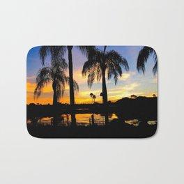 Coronado Springs Sunset Bath Mat