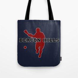 Beacon Hills Lacrosse Tote Bag