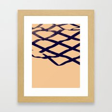 Chlorine — Matthew Korbel-Bowers Framed Art Print