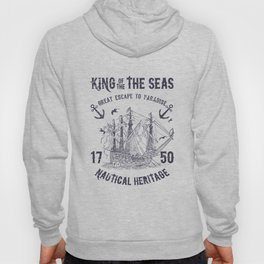 King of the seas Hoody