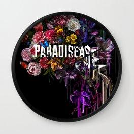 paradise.corrupt_ Wall Clock
