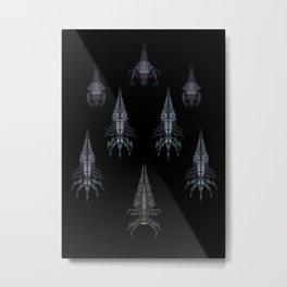 Reapers Metal Print
