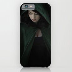 Hooded Woman Slim Case iPhone 6s