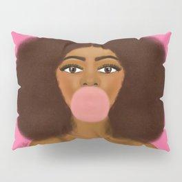 Bubble Gum Beauty Pillow Sham