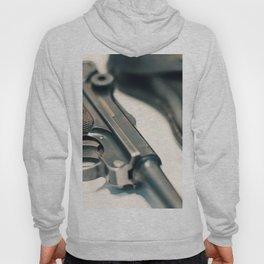 Luger P08 Parabellum handgun. Hoody