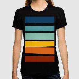 Irregular Stripes T-shirt