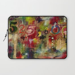 525,600 Minutes Collage Laptop Sleeve
