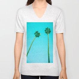 Palms of LA Unisex V-Neck