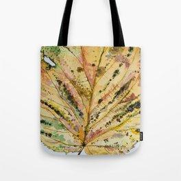 Davidia Involucrata - 6 Nov Tote Bag