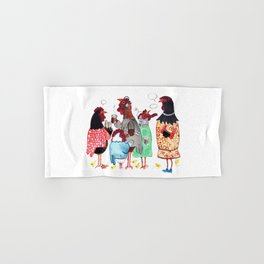 PTA Meeting Hand & Bath Towel