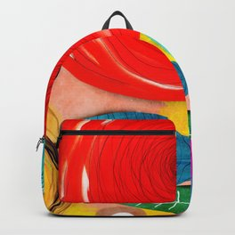Glück kann man trainieren - Rupydetequila ultimative Farben Backpack
