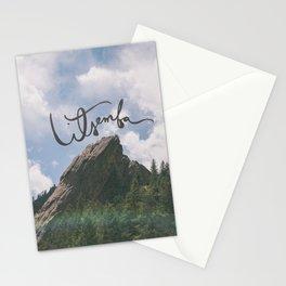 Litsemba Stationery Cards