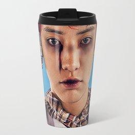 Busted Chanyeol Travel Mug