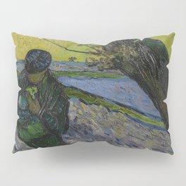 The Sower Pillow Sham