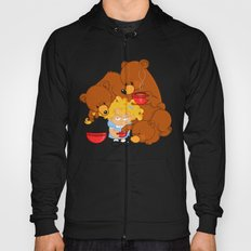 Goldilocks and the Three Bears Hoody