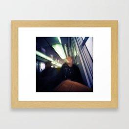 RER Ghosts Framed Art Print