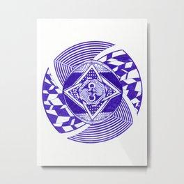 Akali Metal Print