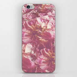 The rise and fall iPhone Skin