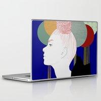 nordic Laptop & iPad Skins featuring NORDIC ART by J. Holmgren Design