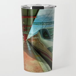 Spanish AVE Travel Mug