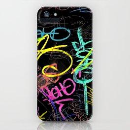 SOHO TAG iPhone Case