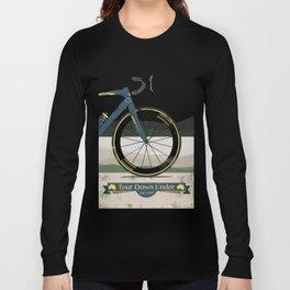 Tour Down Under Bike Race Long Sleeve T-shirt