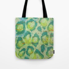Leopard Jungle Tote Bag