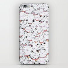 FIND THE PANDA - LUCKY CAT iPhone & iPod Skin