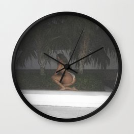 squa Wall Clock
