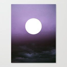 Tristram Moon Canvas Print