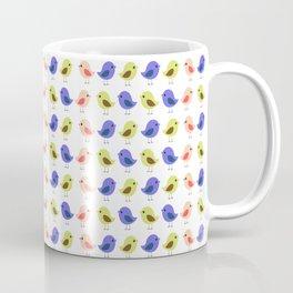 All the birds are already there I Coffee Mug