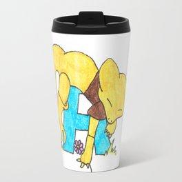 A is for Abra Travel Mug