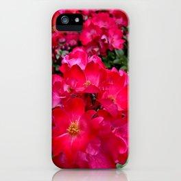 Flower - III iPhone Case