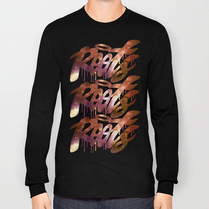 Roots (fat tag) Long Sleeve T-shirt