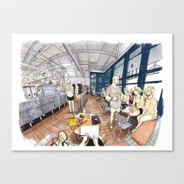 Lobbs Canvas Print