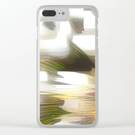 Wilted Bee 2D Rehype Clear iPhone Case
